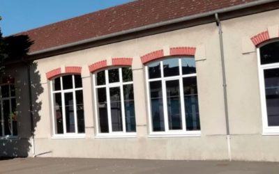Film anti vis-à-vis et antichaleur à Nevers dans des établissements scolaires